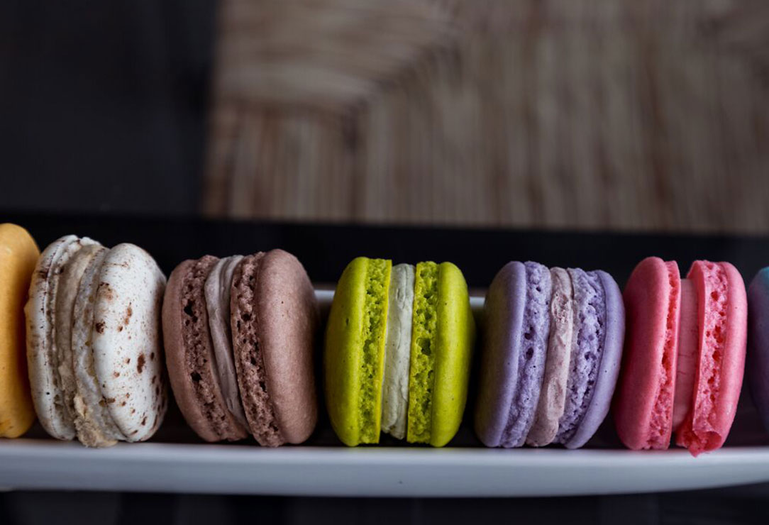 French Macarons by Goodies Bakeshop