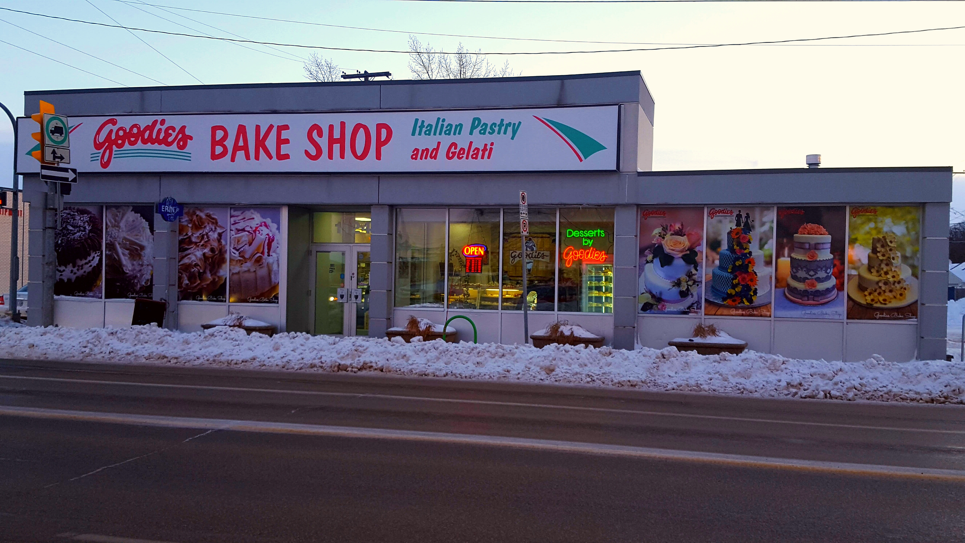 Winnipeg Bakery & Catering - 1124 Ellice Avenue